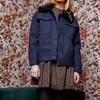 Noella Navy Suki Jacket Wool
