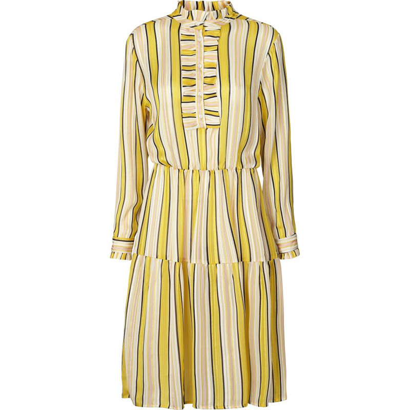 937ffbeb1a11 Lollys Laundry Yellow Haley Dress - WH Huset