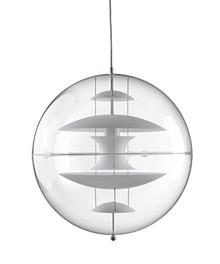 VP Globe 50 Glas Pendel - Verner Panton