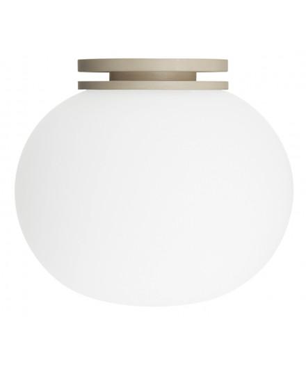 Glo-Ball Mini C/W Seinävalaisin/Kattovalaisin - Flos
