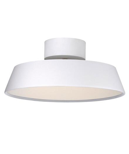 Alba LED Plafond Lampe Hvid - Nordlux