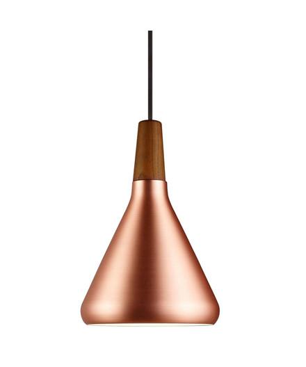 Float 18 Pendel Lampe Kobber - Nordlux