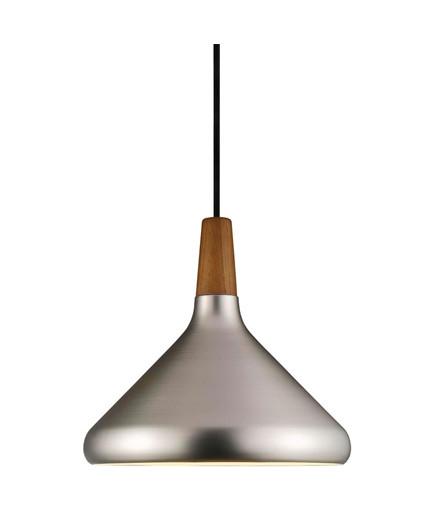 Float 27 Pendel Lampe Børstet Stål - Nordlux