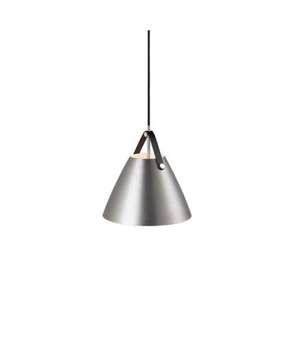 Strap Pendel Lampe - Børstet Stål - Nordlux