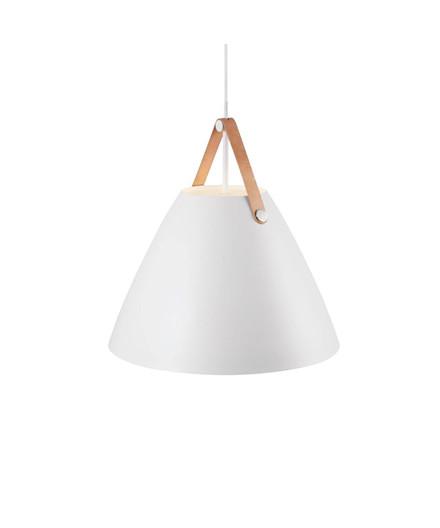 Strap 48 Pendel Lampe - Hvid - Nordlux