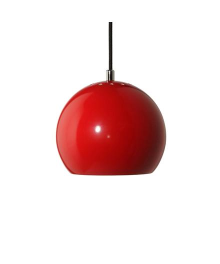 Ball Pendel Blank Rød/Hvid - Frandsen