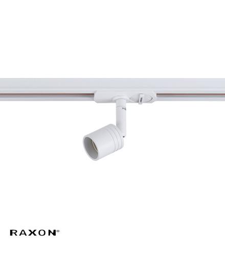 Sim 1F GU10 Rx1 Spot Hvid - Raxon