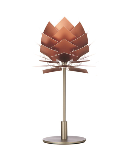PineApple XS Bordlampe Kobber Look - DybergLarsen