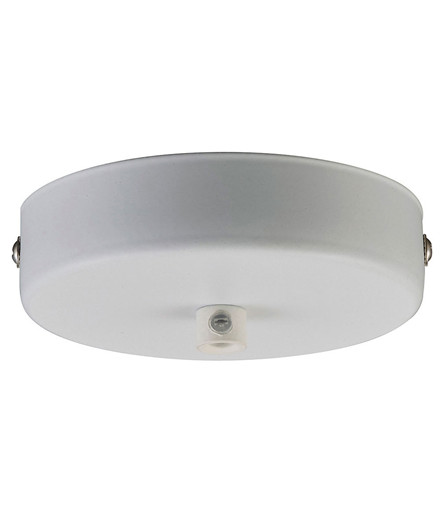 Roset Ø10cm Hvid - Halo Tech