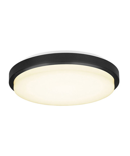 Led Plafond Upscale Ø22cm Sort - Halo Design
