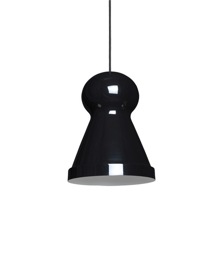 Play Pendel Ø25 Sort - Watt A Lamp