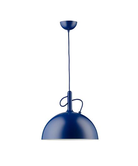 Adjustable Pendel Ø42 Blå - Watt A Lamp