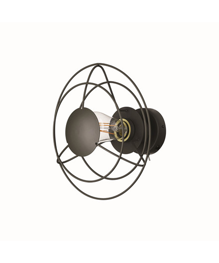 Radio Væglampe Ø28 - Watt A Lamp