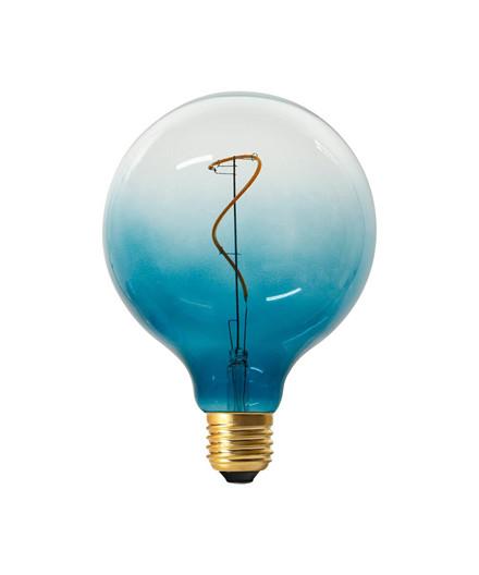 Pære LED 4W (40-200lm) 3-step Blå E27 - Colors