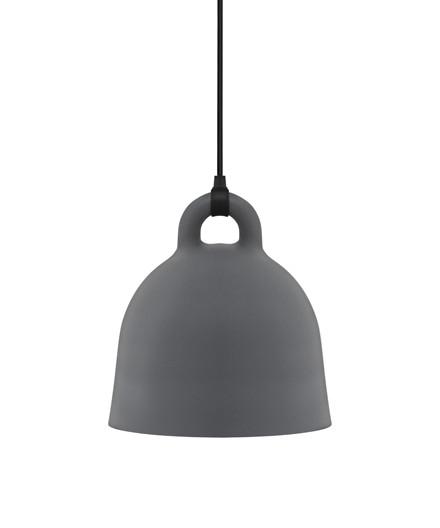 Bell Pendel Small Grå - Normann