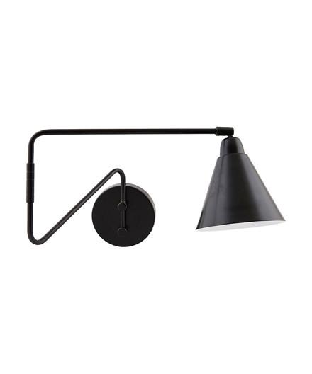 Game Væglampe 70cm Sort - House Doctor