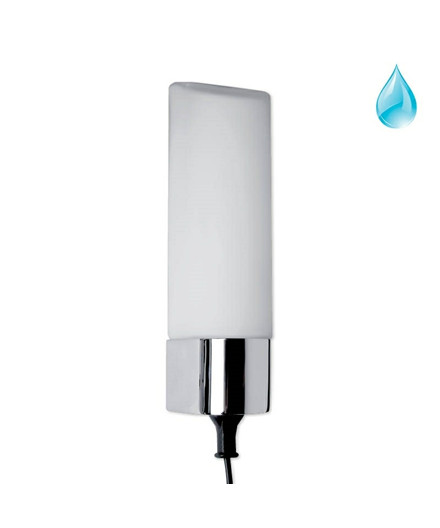 Leron 3P IP21 Badeværelseslampe Chrom - Raxon