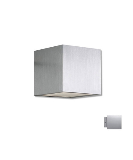 Cubi 10 Væglampe Alu - RAXON