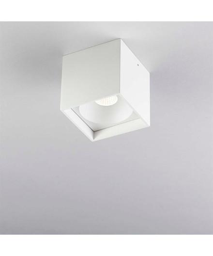 Solo Square Loftlampe LED Hvid - LIGHT-POINT