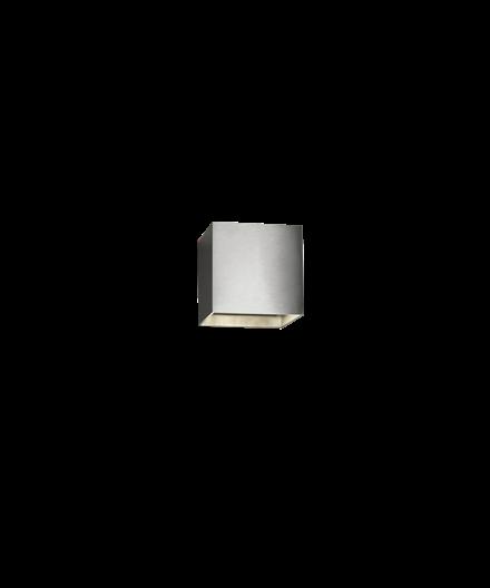 Box Mini Up/Down Væglampe Alu - LIGHT-POINT