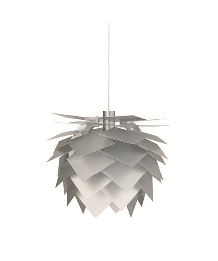 PineApple Medium Aluminium Pendel - DybergLarsen