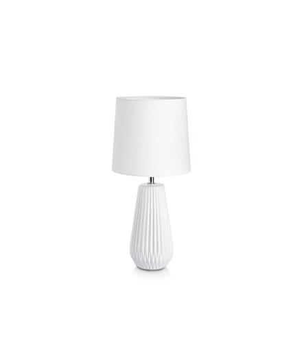 Nicci Bordlampe Hvid - Markslöjd