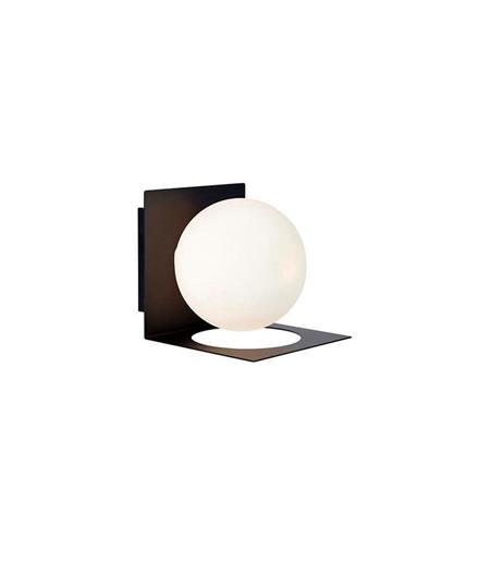 Zenit Væglampe IP44 Sort - Markslöjd