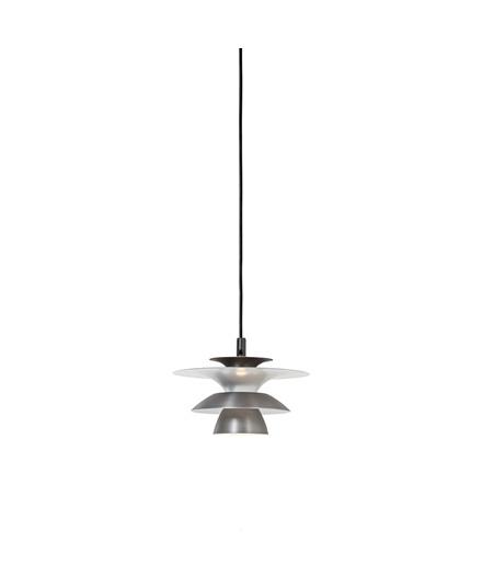 Picasso Pendel Oxidgrå Ø180 LED - Belid