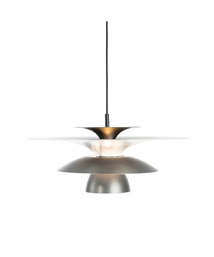Picasso Pendel Oxidgrå Ø500 LED - Belid