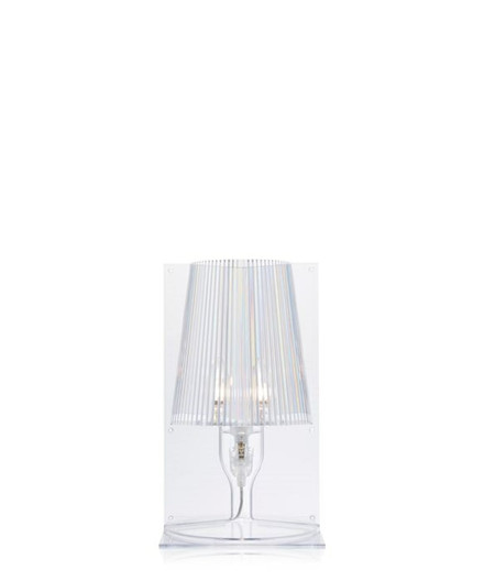 Take Bordlampe Krystal - Kartell