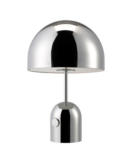 Bell Bordlampe Krom - Tom Dixon