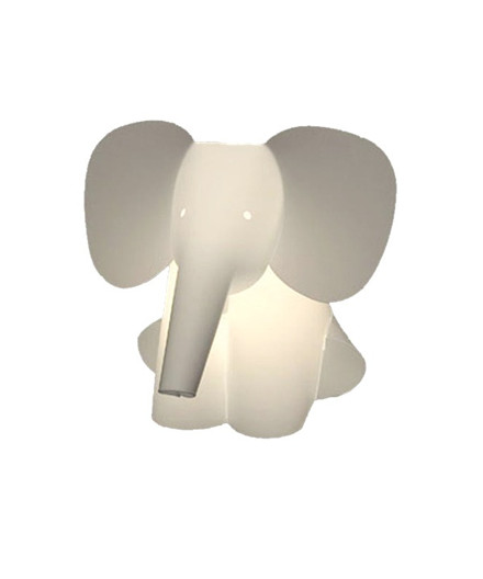 Zoolight Elefant Væglampe - Intermezzo