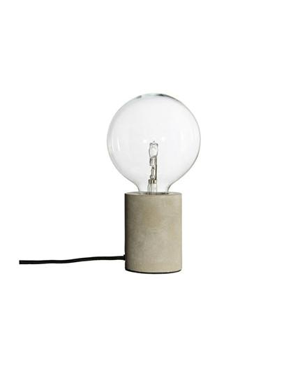Bristol Bordlampe Beton - Frandsen