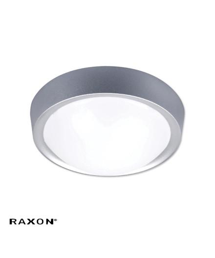 ECO 4W LED Loftlampe Grå - Raxon
