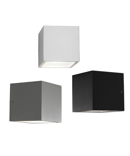 Cube XL Udendørs Væglampe - LIGHT-POINT