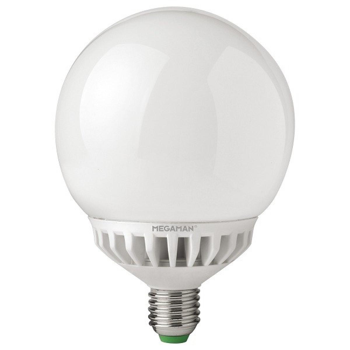 Pære LED 8W Globe E27 - Megaman