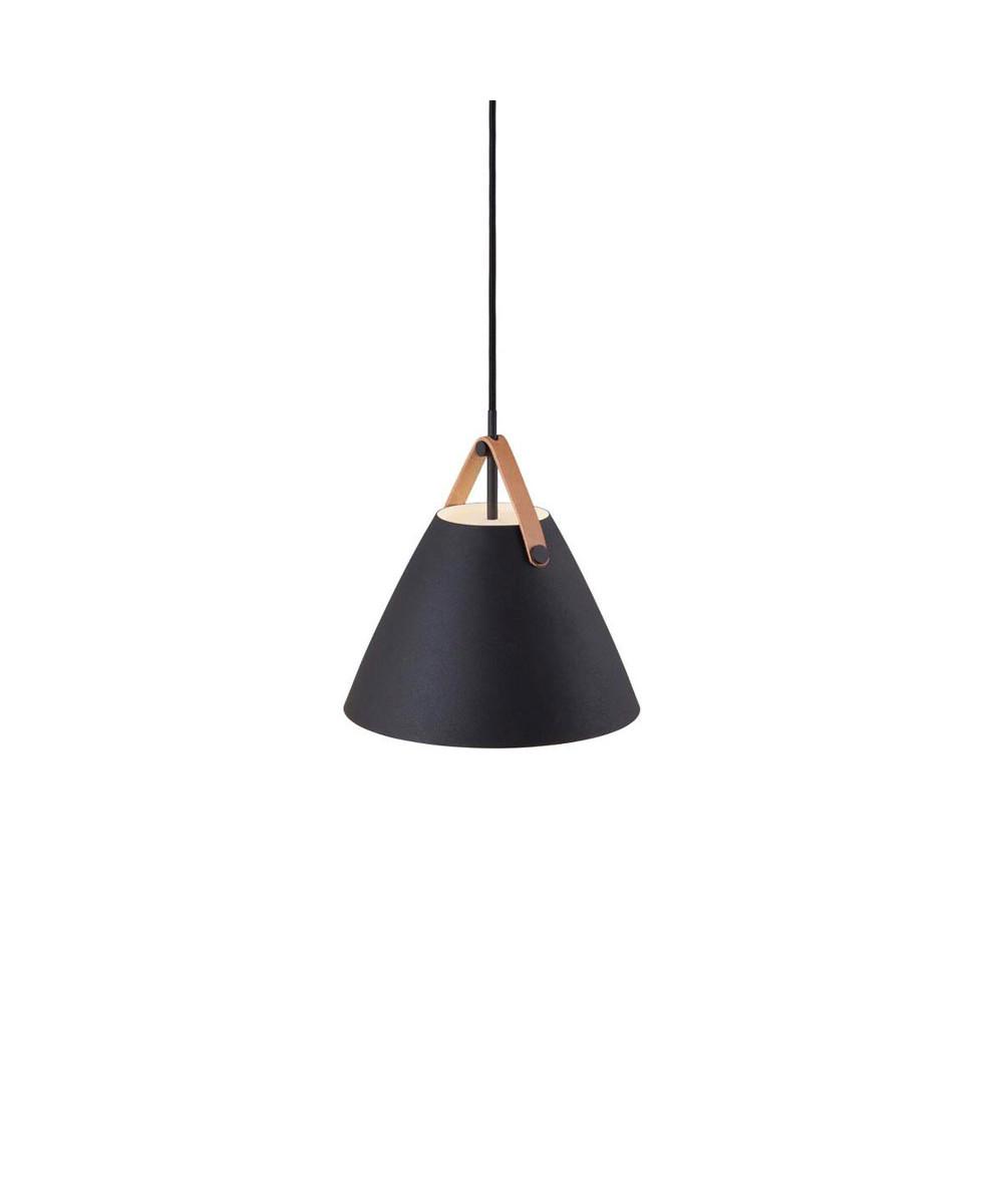 Strap 27 Pendel Lampe - Sort - Nordlux
