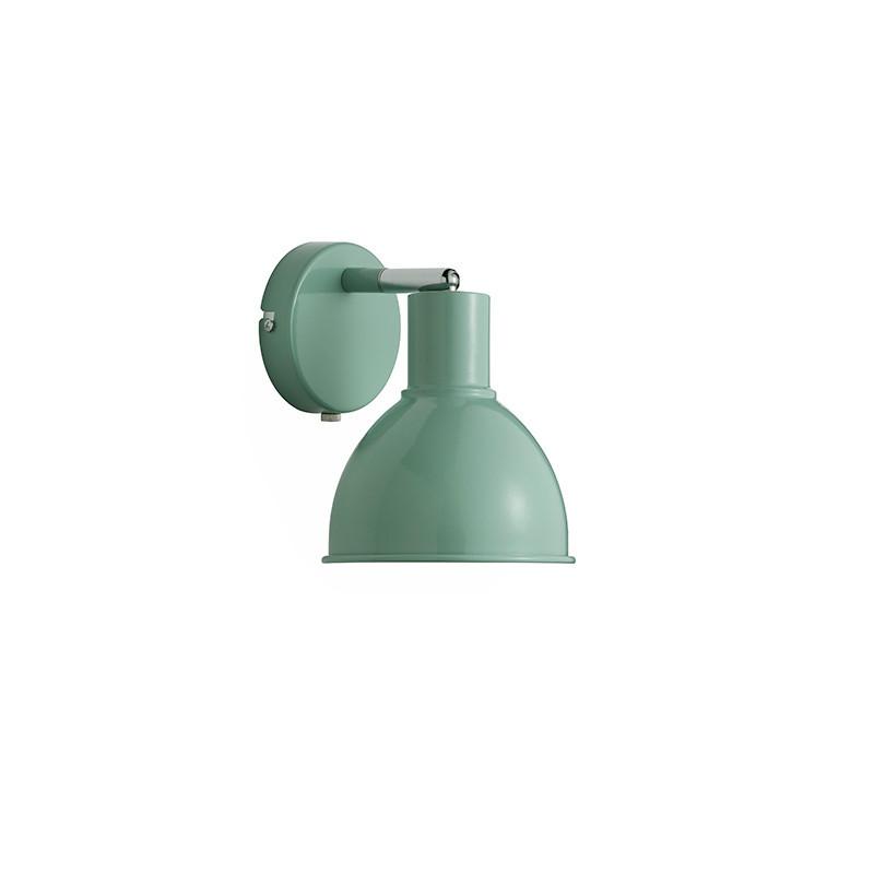 POP Væg E27 Lys Grøn Væglampe - Nordlux