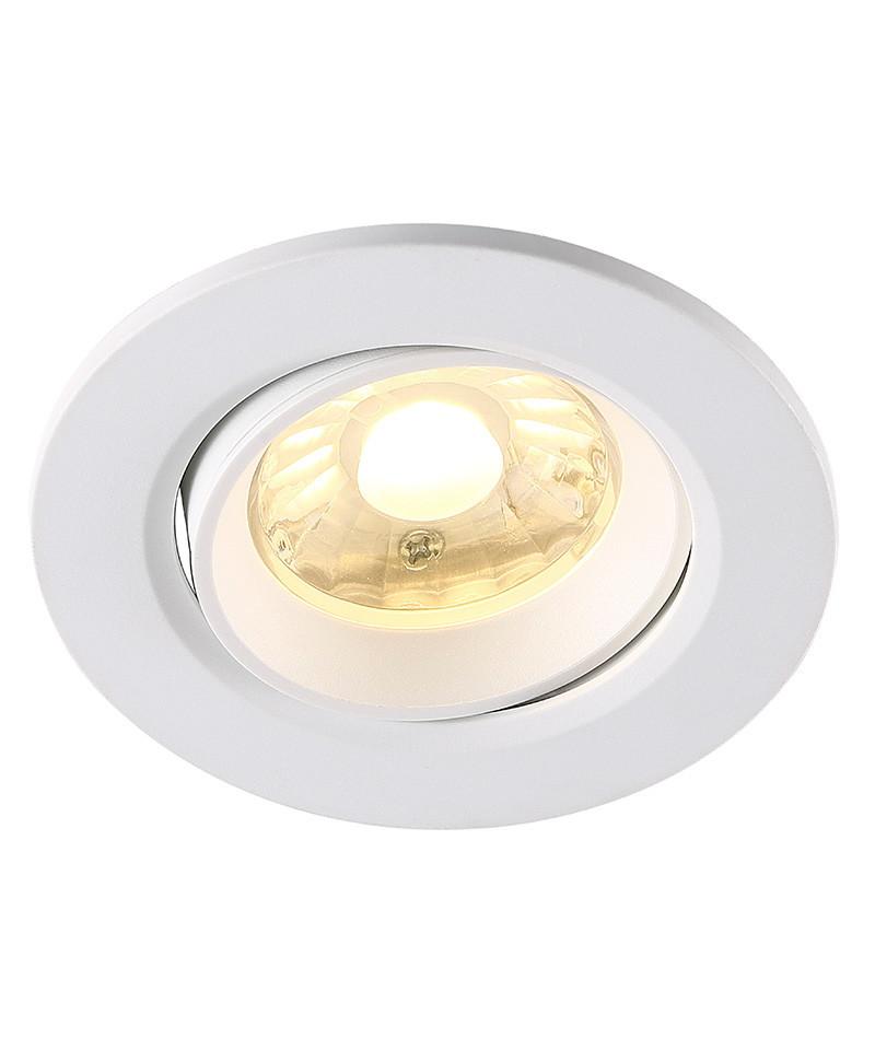 Roar LED Indbygningsspot 6W IP23 - Nordlux