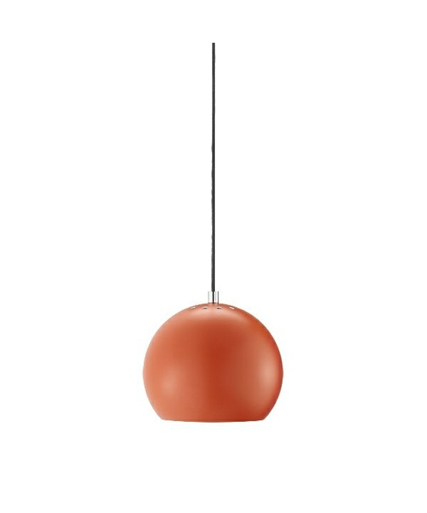 Ball Pendel Mat Orange m/Stofledning - Frandsen