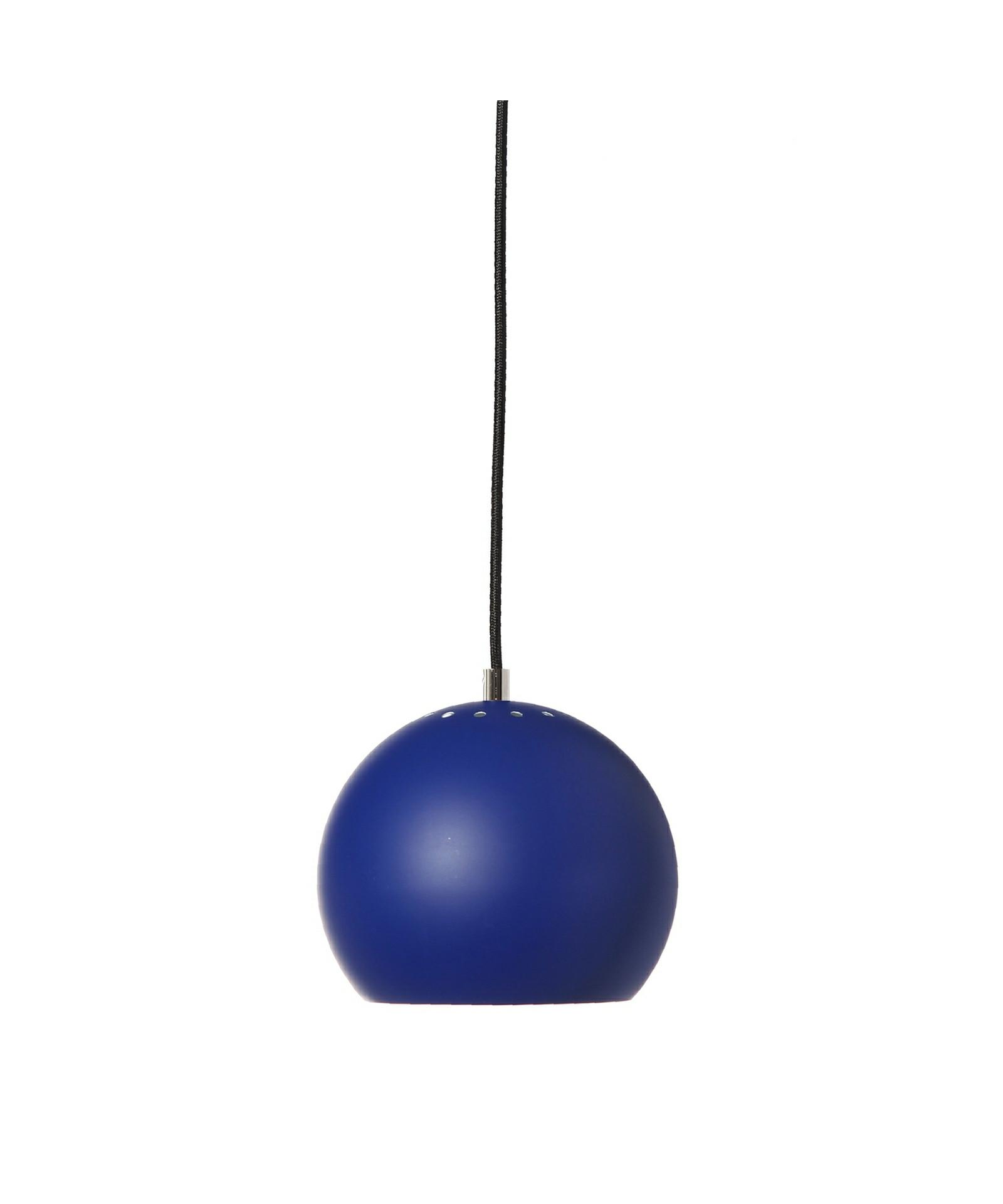 DEMO Ball Pendel Mat Koboltblå - Frandsen