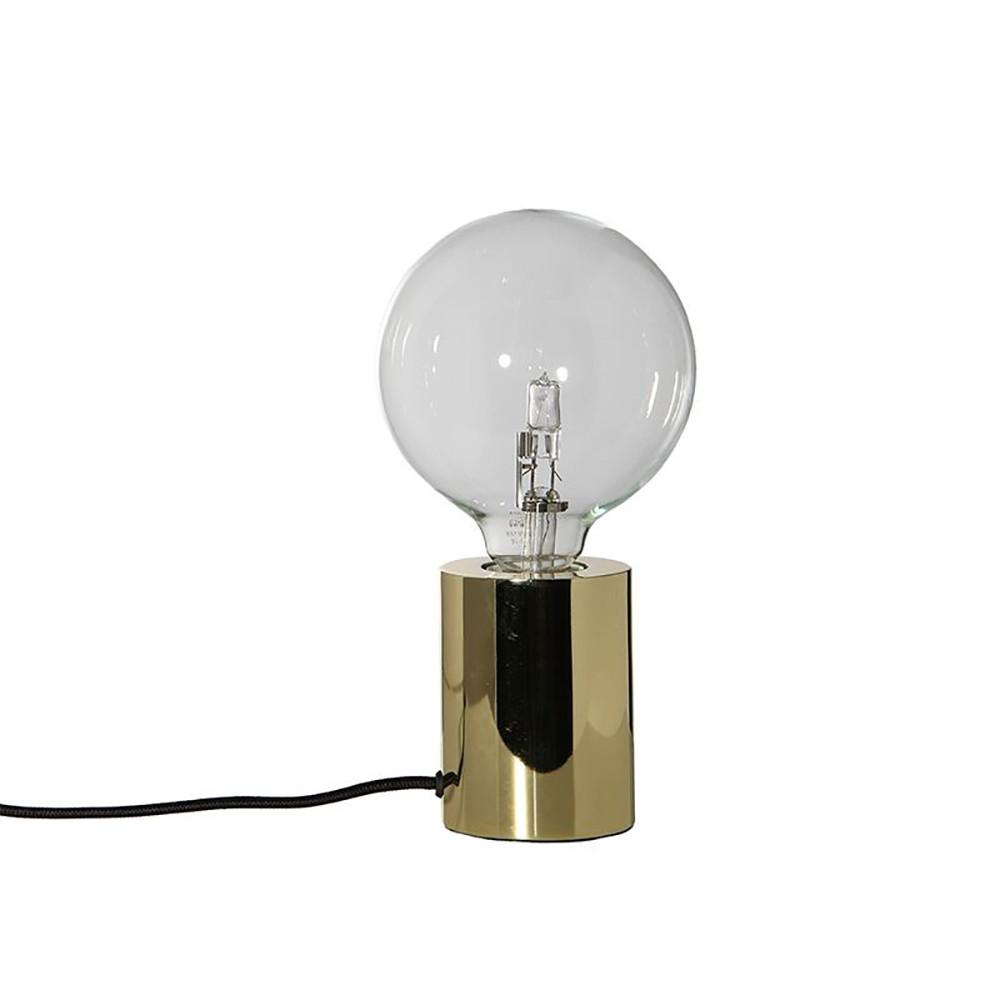 Bristol Bordlampe Blank Messing - Frandsen