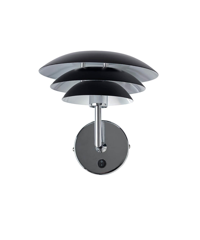 DL20 Væglampe Sort - DybergLarsen