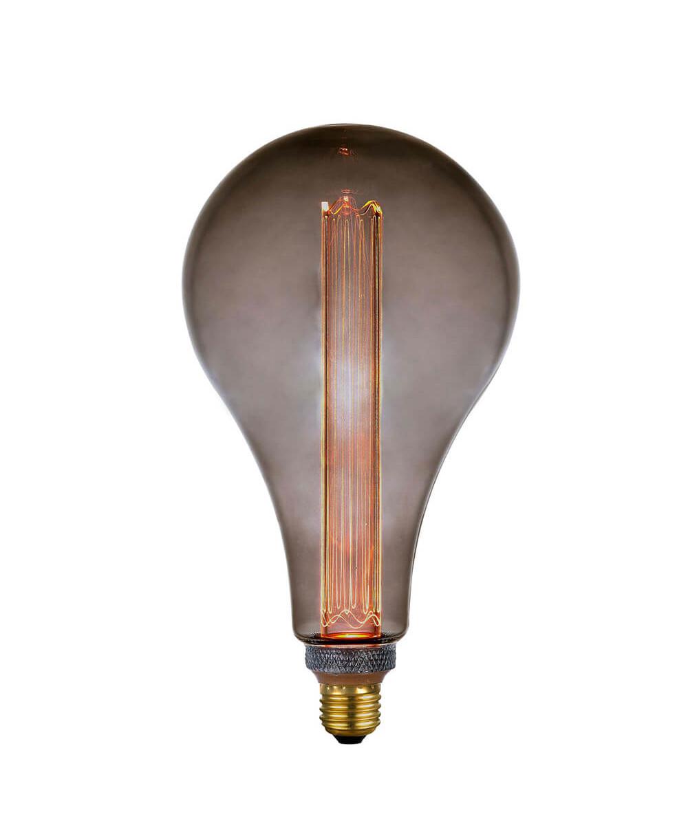Pære LED 5W (40-200lm) 3-step E27 - Colors