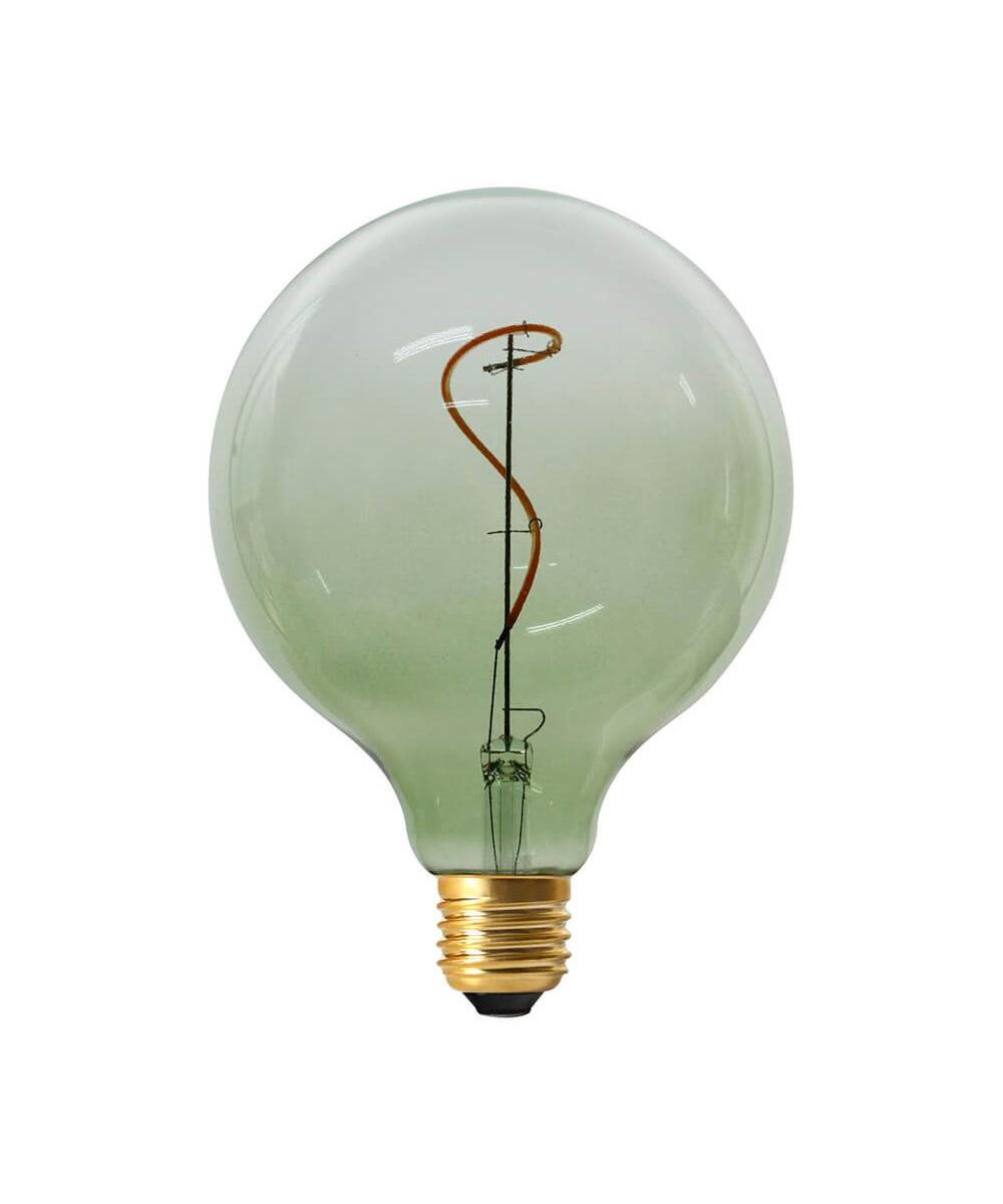 Pære LED 4W (40-200lm) 3-step Grøn E27 - Colors