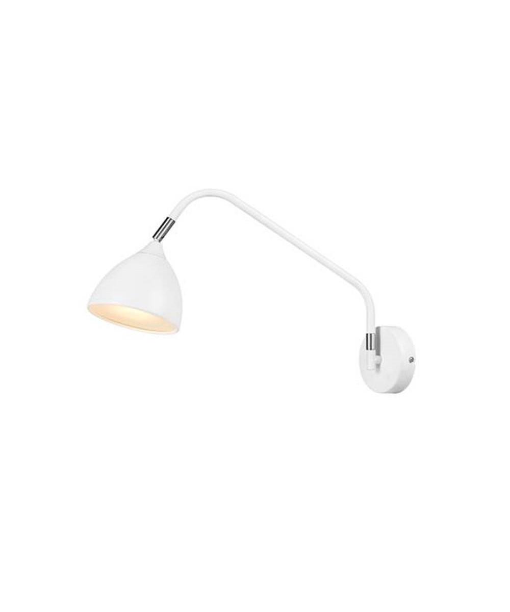 Valencia Væglampe Hvid - Markslöjd