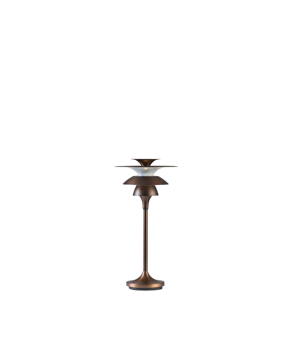 Picasso Bordlampe H355 Oxid LED - Belid