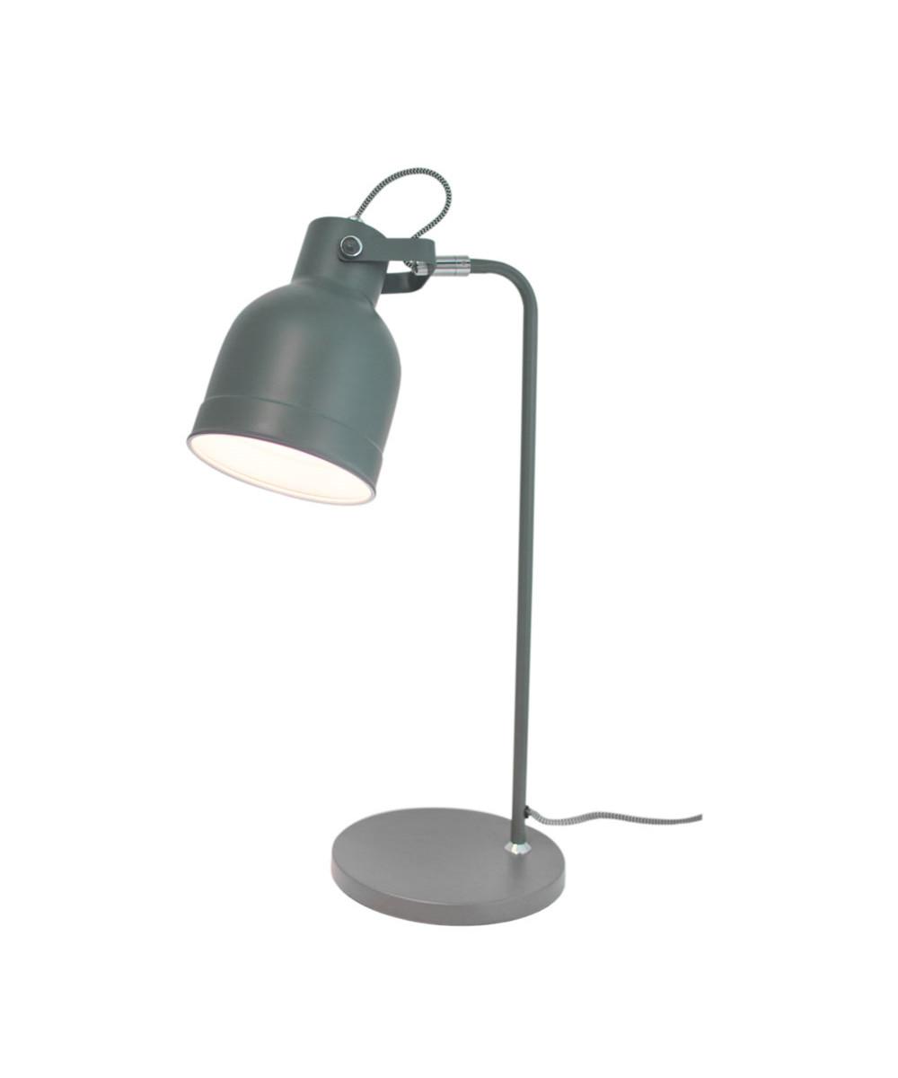 Bolt Bordlampe H50 Mat Grå - By Rydéns