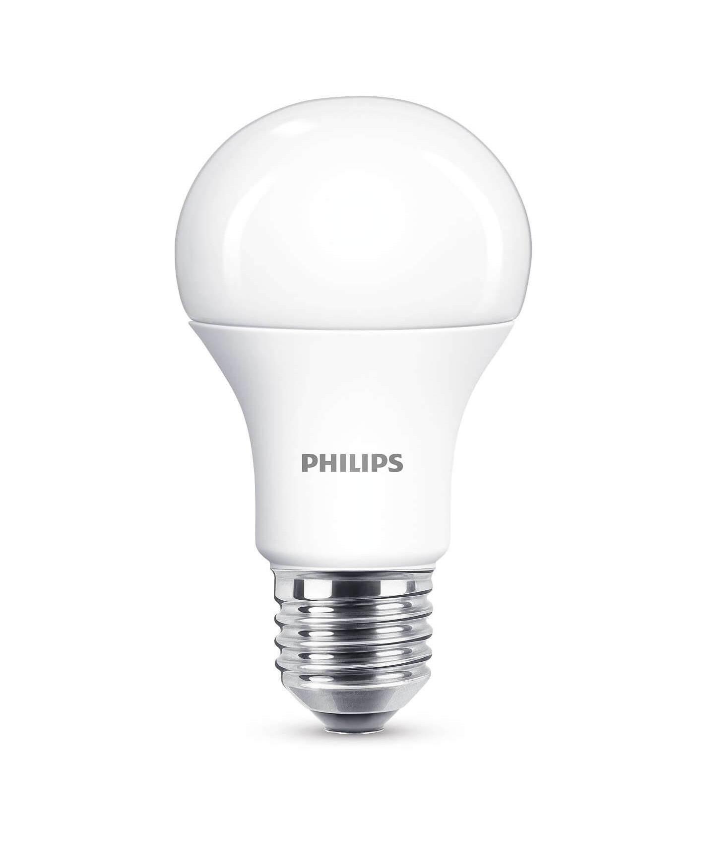 Pære LED 11W Plast (1055lm) E27 - Philips