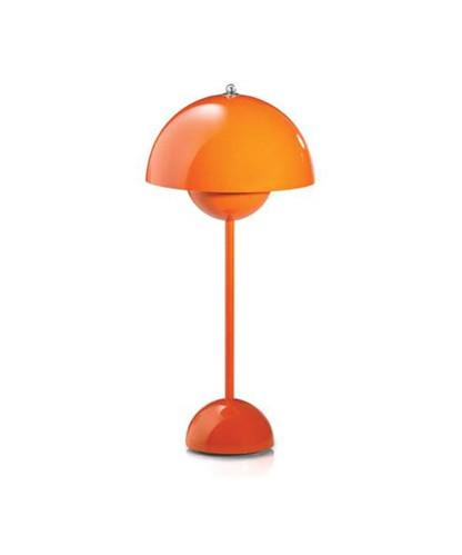 Flowerpot VP3 Bordlampe Orange - &tradition